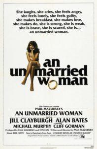 Незамужняя женщина. США, 1978