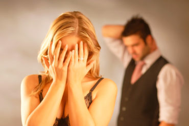 заниженная самооценка у женщин